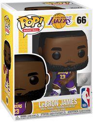 Los Angeles Lakers - Lebron James vinylfigur 66