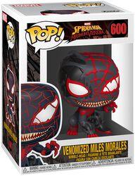 Maximum Venom - Venomized Miles Morales vinylfigur 600