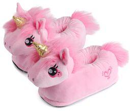 Pink Unicorn - Tofflor Barn