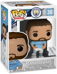 Football Manchester City - Bernardo Silva vinylfigur 38