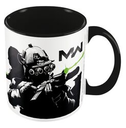 Modern Warfare - Stealth Black