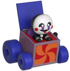 Super Racers - Marionette vinylfigur