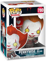Chapter 2 - Pennywise with Balloon vinylfigur 780