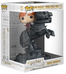 Ron Weasley Riding Chess Piece (Movie Moments) vinylfigur 82