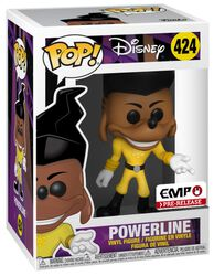The Goofy Movie - Powerline vinylfigur 424
