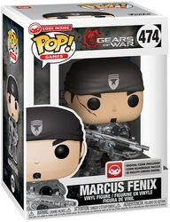 Marcus Fenix vinylfigur 474