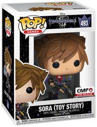 Sora (Toy Story) vinylfigur 493