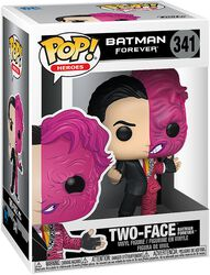 Batman Forever - Two-Face vinylfigur 341