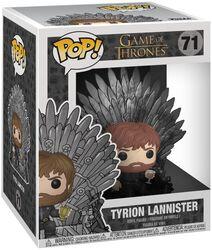 Tyrion Lannister Iron Throne (POP Deluxe) vinylfigur 71