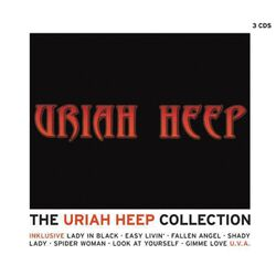 The Uriah Heep collection