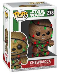 Holiday Chewbacca vinylfigur 278