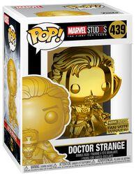 Marvel Studios 10 - Doctor Strange (Chrome) vinylfigur 439