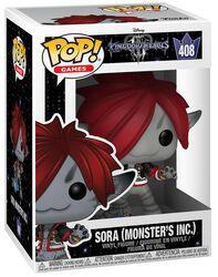3 Sora (Monsters Inc) vinylfigur 408