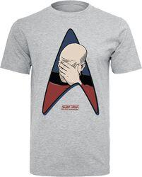Jean-Luc Picard - Facepalm