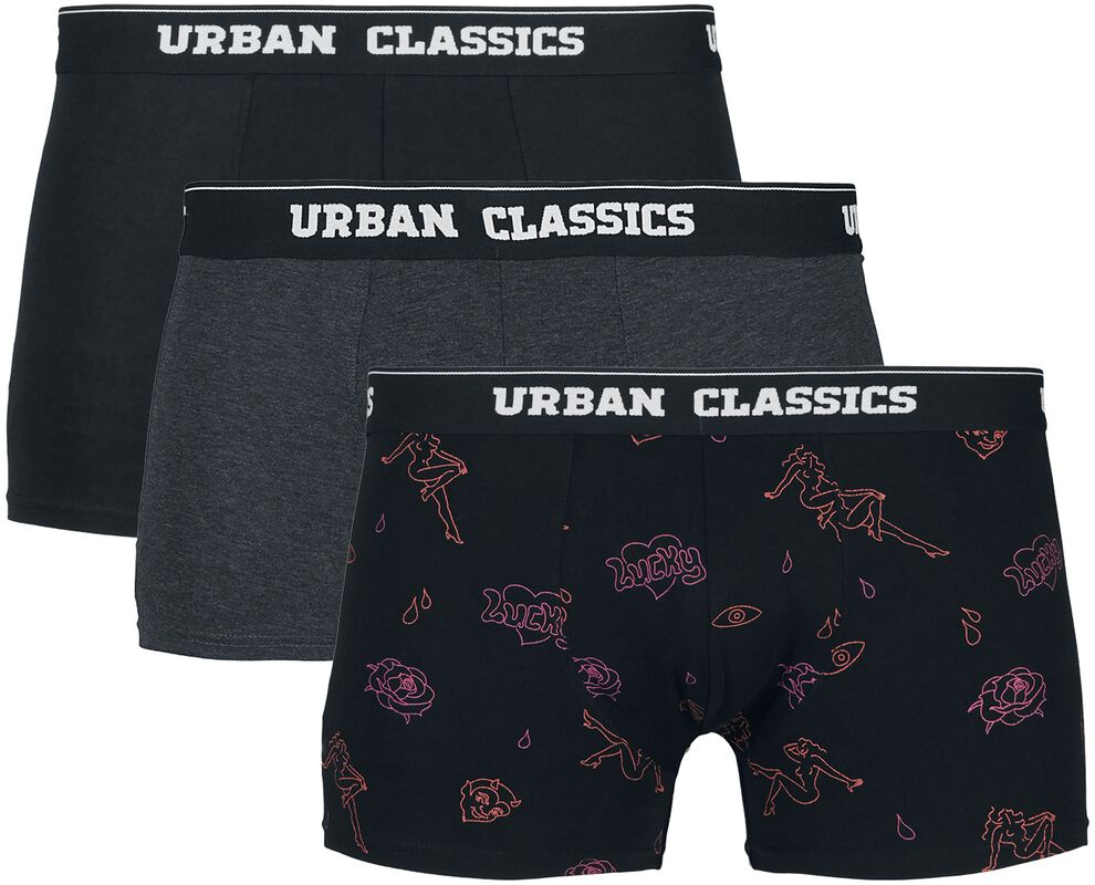 Boxer Shorts 3-Pack