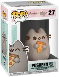 Pusheen with Pizza vinylfigur 27