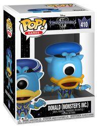 3 Donald (Monsters Inc) vinylfigur 410