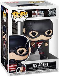 US Agent vintlfigur 815