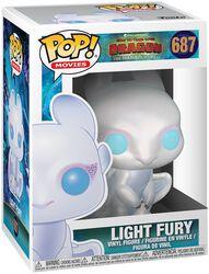 3 - Light Fury vinylfigur 687