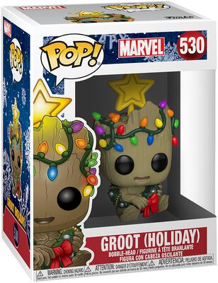 Groot (Holiday) vinylfigur 530