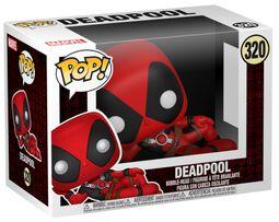 Deadpool vinylfigur 320