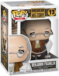 Benjamin Franklin vinylfigur 13