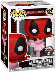 30th Anniversary - Ballerina Deadpool vinylfigur 782