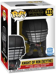 Episode 9 - The Rise of Skywalker - Knight of Ren (Scythe) (Funko Shop Europe) vinylfigur 333