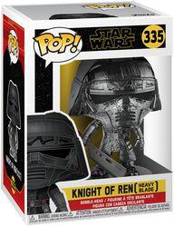 Episode 9 - The Rise of Skywalker - Knight of Ren (Heavy Blade) (Chrome) vinylfigur 335
