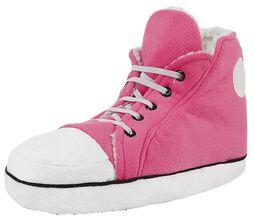 Tofflor rosa