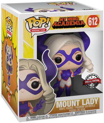 Mount Lady (Oversize) Vinyl Figure 612
