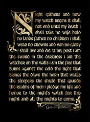 Nightwatch Oath