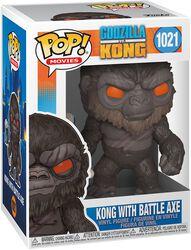 Kong With Battle Axe vinylfigur 1021