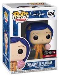 Coraline NYCC 2018 - Coraline in Pajamas vinylfigur 424