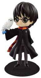 Q Posket minifigur - Harry Potter