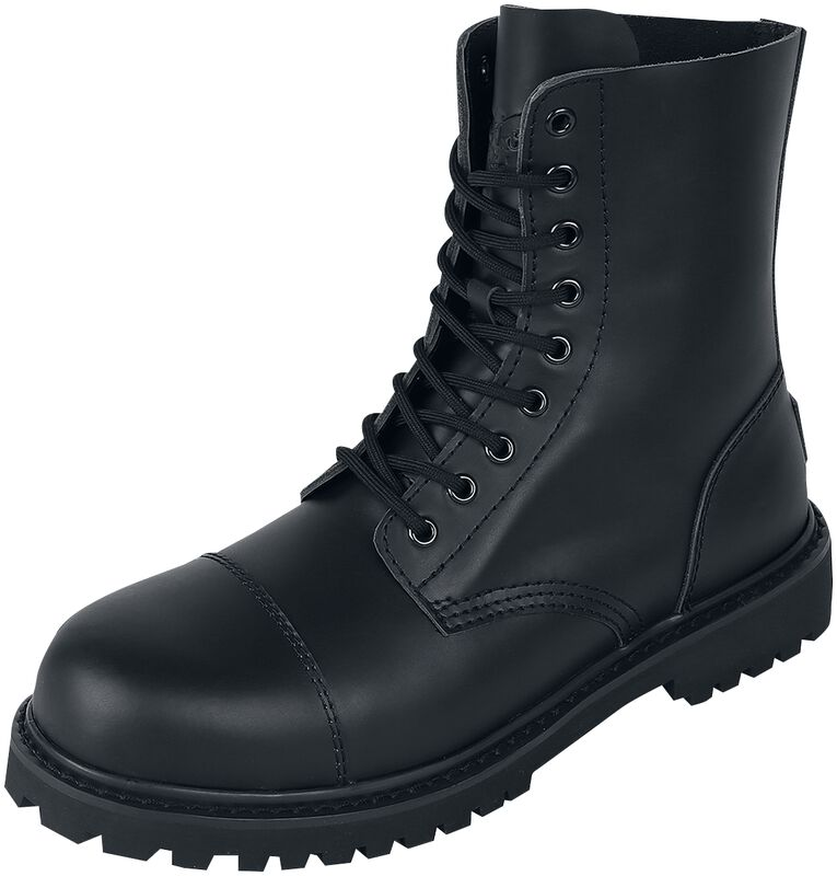 Boots with Steel Toe Cap