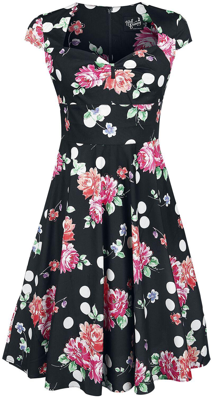 001600e79643 Carole 50s Dress | Hell Bunny Halvlång klänning | EMP