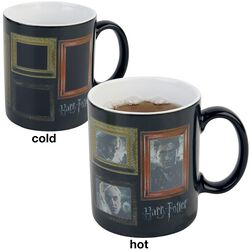 Portraits - Heat-Change Mug