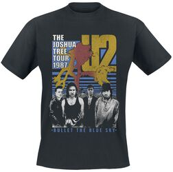 Bullet the Blue Sky - Joshua Tree Tour 1987