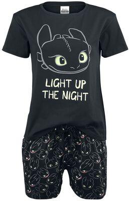 Toothless - Light Up