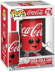 Cola Can vinylfigur 78