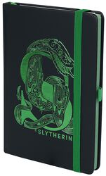 Slytherin - Premium anteckningsbok