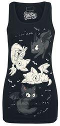 Good Cat Bad Cat Vest