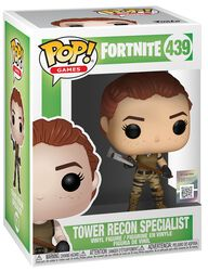 Tower Recon Specialist vinylfigur 439