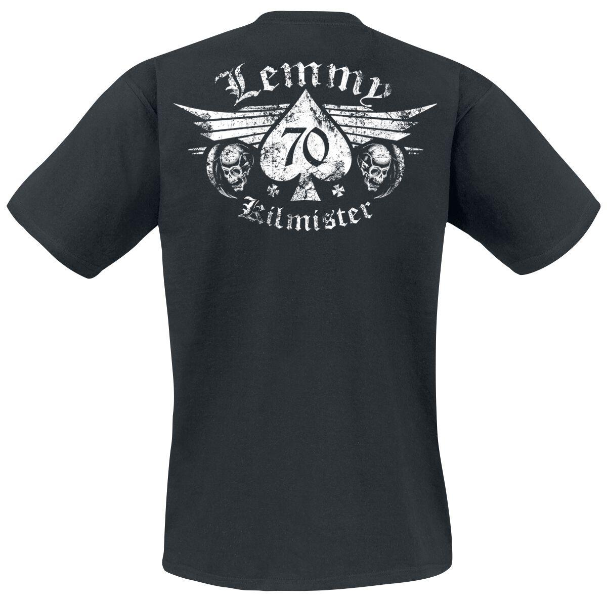 6f25f6ce82d8 Lemmy - Forever | Motörhead T-shirt | EMP