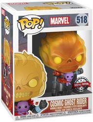 Cosmic Ghost Rider vinylfigur 518