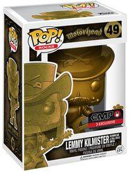 Lemmy Kilmister Rocks (Gold) vinylfigur 49