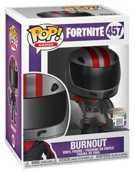 Burnout vinylfigur 457