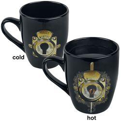 The Crimes of Grindelwald - Muggle Worthy - Heat Change Mug