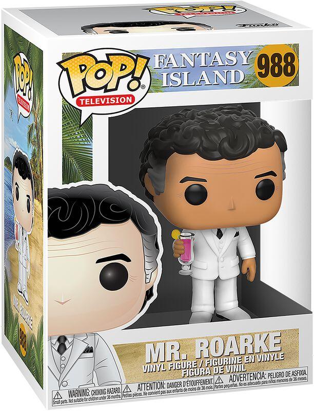 Mr. Roarke vinylfigur 988